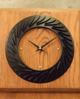 Clock - Tornado Bomber