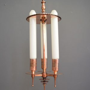 Art Deco Rocket Light