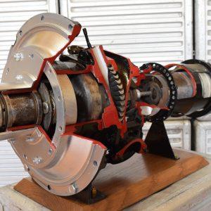 Avon Jet Engine Air Starter
