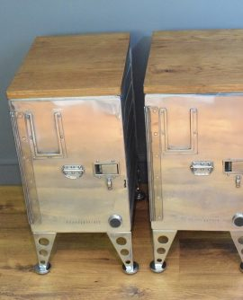 Britannia Airways Cabinets
