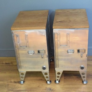 Britannia Airways Cabinets