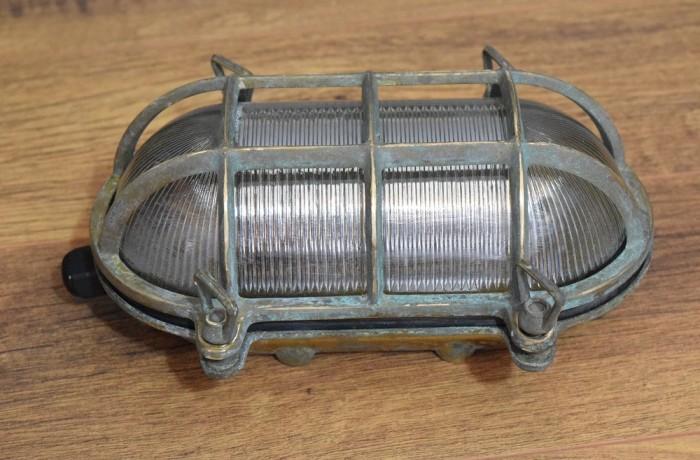 brass marine Bulkhead Lamps