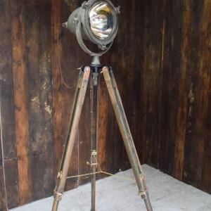 Tripod Flood Light - Mine Sweeper
