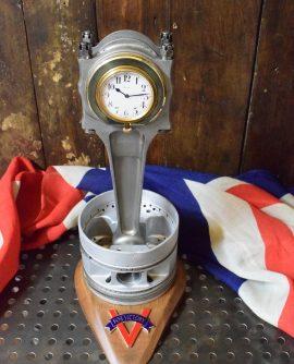 Hurricane Merlin Piston Con Rod Clock