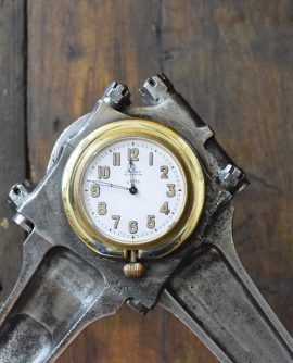 Spitfire Merlin Double Con Rod Clock