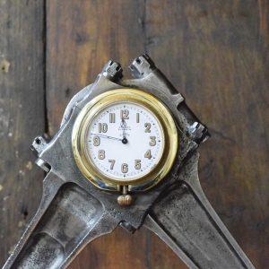 Spitfire Merlin Double Con Rod Clock