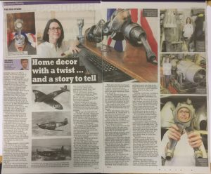 Ashby Interiors - Derby Telegraph Article