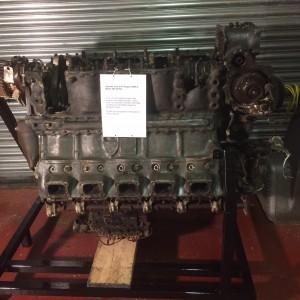 Original WW11 German Luftwaffe JUMO 211 Junker 88 Aero Engine