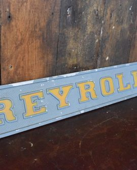 Reyrolle Factory Sign