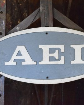 AEI Engineering Sign