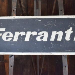 Ferranti Sign