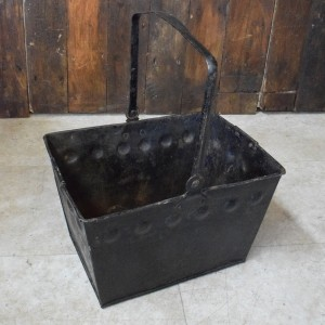 antique housemaid's Bucket