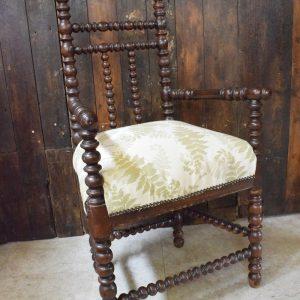 Bobbin Carver Chair