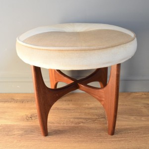 Vintage G Plan Fresco Footstool