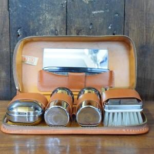 Two Tix Vintage Gents Grooming Kit