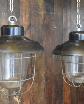 Large Industrial Pendant Lights
