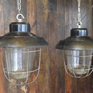 Large Industrial Pendant Lights