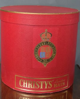 Christys Hat Box