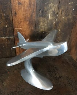 Aluminium Sea Plane Aircraft Model