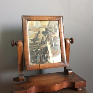 6700 mahogany dressing table mirror
