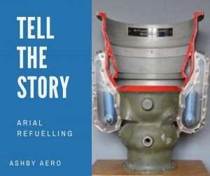 cutaway arial refuelling