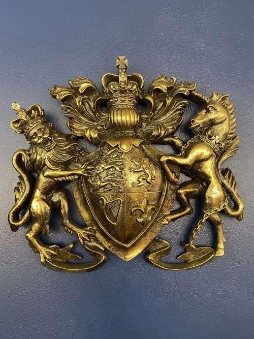 royal coat of arms shield