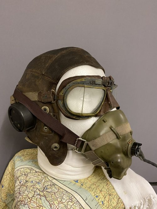 WWII Flying Helmet