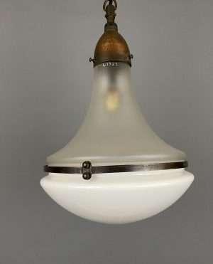 Peter Behrens Bauhaus Pendant Light