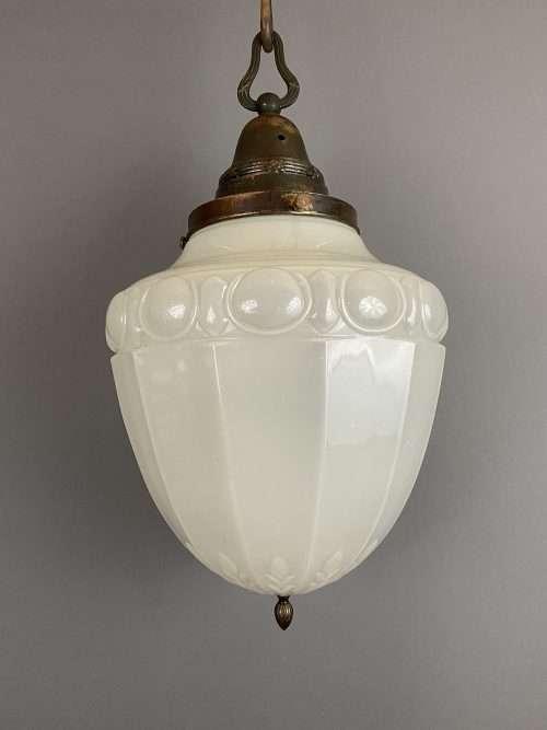 vaseline glass light