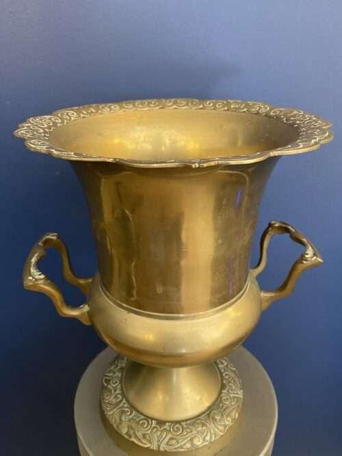brass champagne bucket